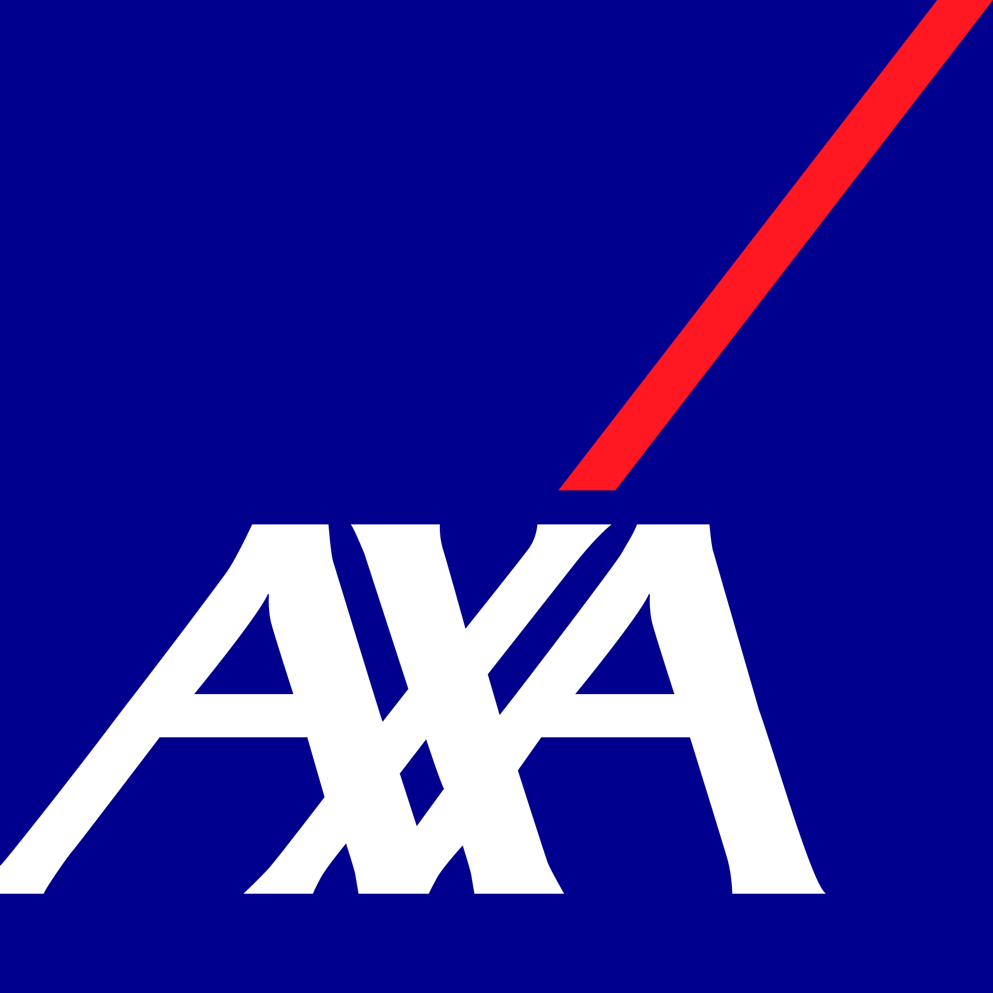 AXA-Versicherungen-Logo